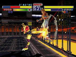 Screenshot Thumbnail / Media File 1 for Bloody Roar [U]